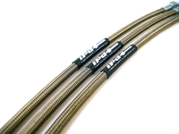 104652 STAINLESS STEEL BRAKE LINE KIT - 1800 MODELS