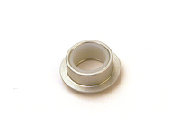 112719 IPD DOOR LOCK PIN BEZEL (SILVER)