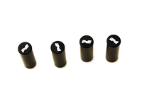 "115118 ipd Door Lock Pin Set (Black w/ ""ipd"" Logo)"