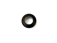 113180 IPD DOOR LOCK PIN BEZEL (BLACK)