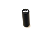 "ipd Door Lock Pin (Black w/ ""ipd"" Logo)"