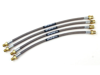 104136 Stainless Steel Brake Line Kit - 700 900 ABS