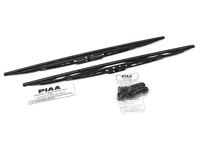 106816 PIAA Windsheld Wiper Blade Set - S40 V40