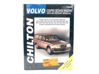 102696 Chilton Manual - Various Models 1970-1989