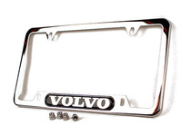 Volvo License Plate Frame
