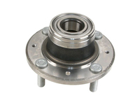 120215 Rear Wheel Bearing Hub Assembly - S40 V40 2000-2004