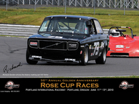 IPD Exclusive: 120307 Richard Gordon 142 Racecar Signed Print