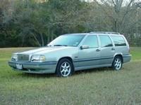 1993 - 1997 Volvo 850 (P80)