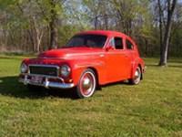 1950 - 1969 Volvo PV