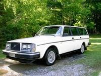 1975 - 1993 Volvo 200