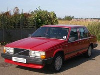 1983 - 1992 Volvo 700