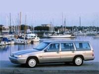 1997 - 1998 Volvo V90