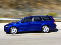 2005 - 2012 Volvo V50 (P1)